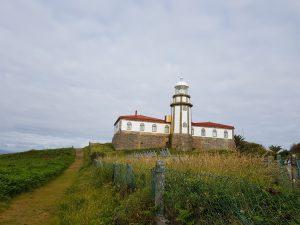 Leuchtturm der Insel Ons